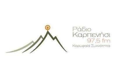 Αποτέλεσμα εικόνας για radio karpenhsi